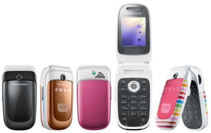 sony ericsson z310a reviews specs price compare rh theinformr com sony ericsson walkman phone w100i manual sony ericsson walkman flip cell phone manual