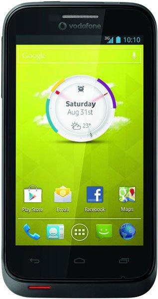 Vodafone smart 3 user manual