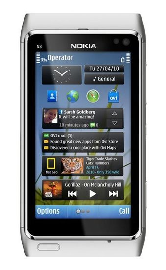 9b7eeed28dd28e Nokia N8 Reviews, Specs & Price Compare