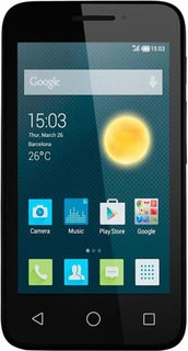 Alcatel One Touch Pixi 3 (4-inch)