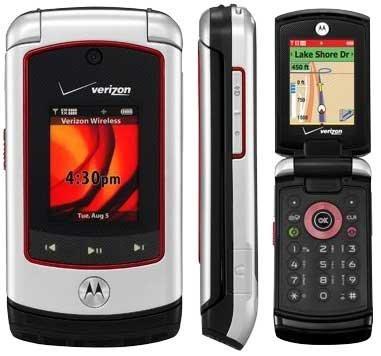 Motorola v750 Adventure