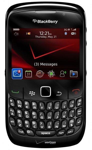 BlackBerry 8530 Curve