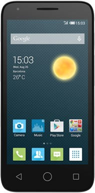 Alcatel One Touch Pixi 3 (4 5-inch) Reviews, Specs & Price Compare