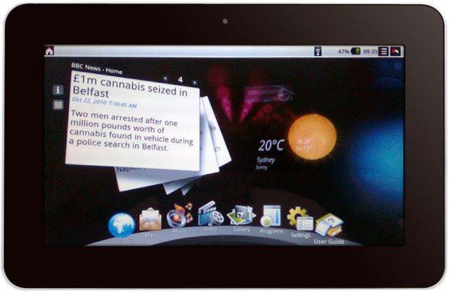 DreamBook ePad P10 3Dui