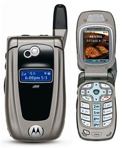 Motorola i855