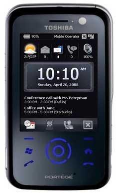 Toshiba Portege G810