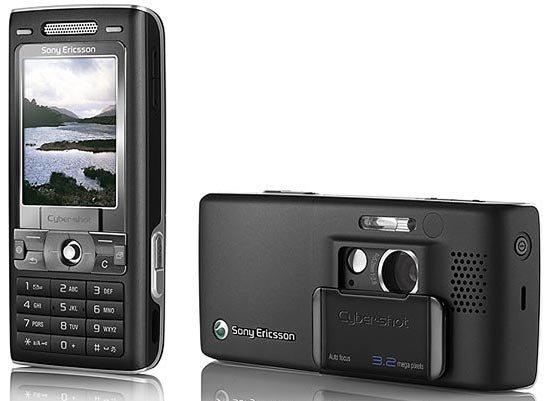Sony Ericsson K790 Cyber-shot