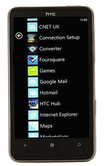 htc hd7 reviews specs price compare rh cellphones ca HTC Titan 2 HTC Touch Pro