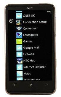 HTC HD7 Reviews, Specs & Price Compare