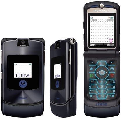 Motorola RAZR V3t