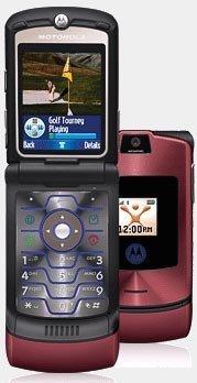 Motorola RAZR V3r