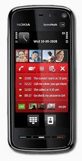 nokia 5800 xpressmusic reviews specs price compare rh cellphones ca Nokia X6 Nokia 8500