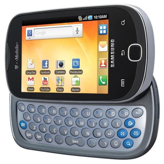 samsung gravity smart reviews specs price compare rh cellphones ca Samsung SGH- i917 Samsung SGH T599N Screen