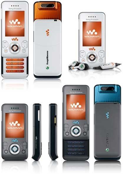 Sony Ericsson W580 Walkman