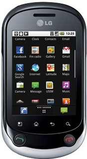 LG Optimus Chat C550