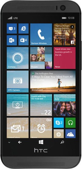 HTC One (M8) for Windows Reviews, Specs & Price Compare