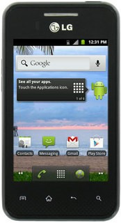 LG Optimus Quest