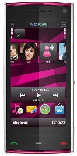 nokia x6 16gb reviews specs price compare rh cellphones ca App Nokia X6 App Nokia X6