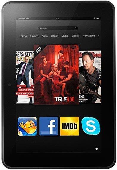 """Kindle Fire HD 8.9"""" 4G"""